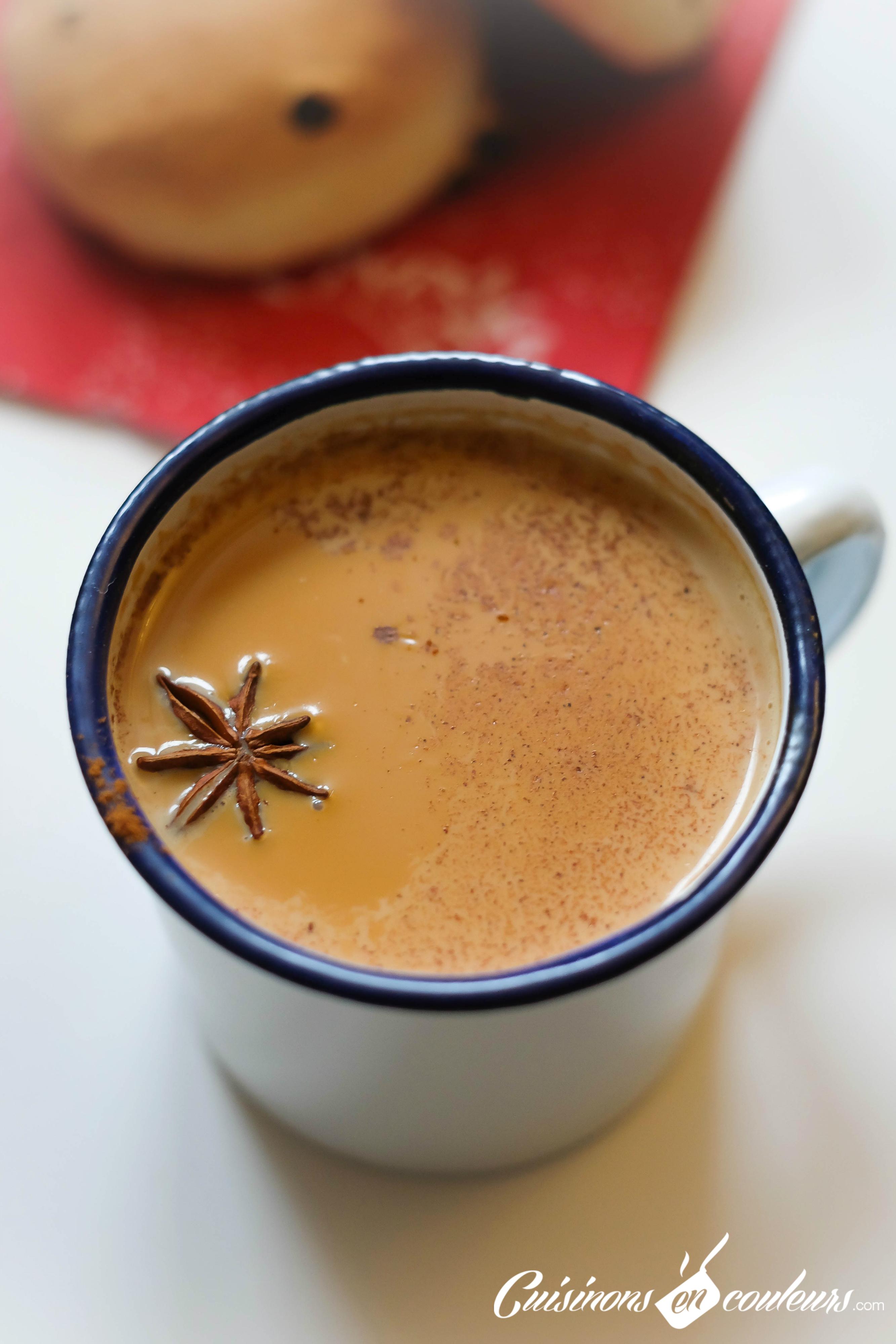 chai tea latte the recette comme au starbucks. Black Bedroom Furniture Sets. Home Design Ideas