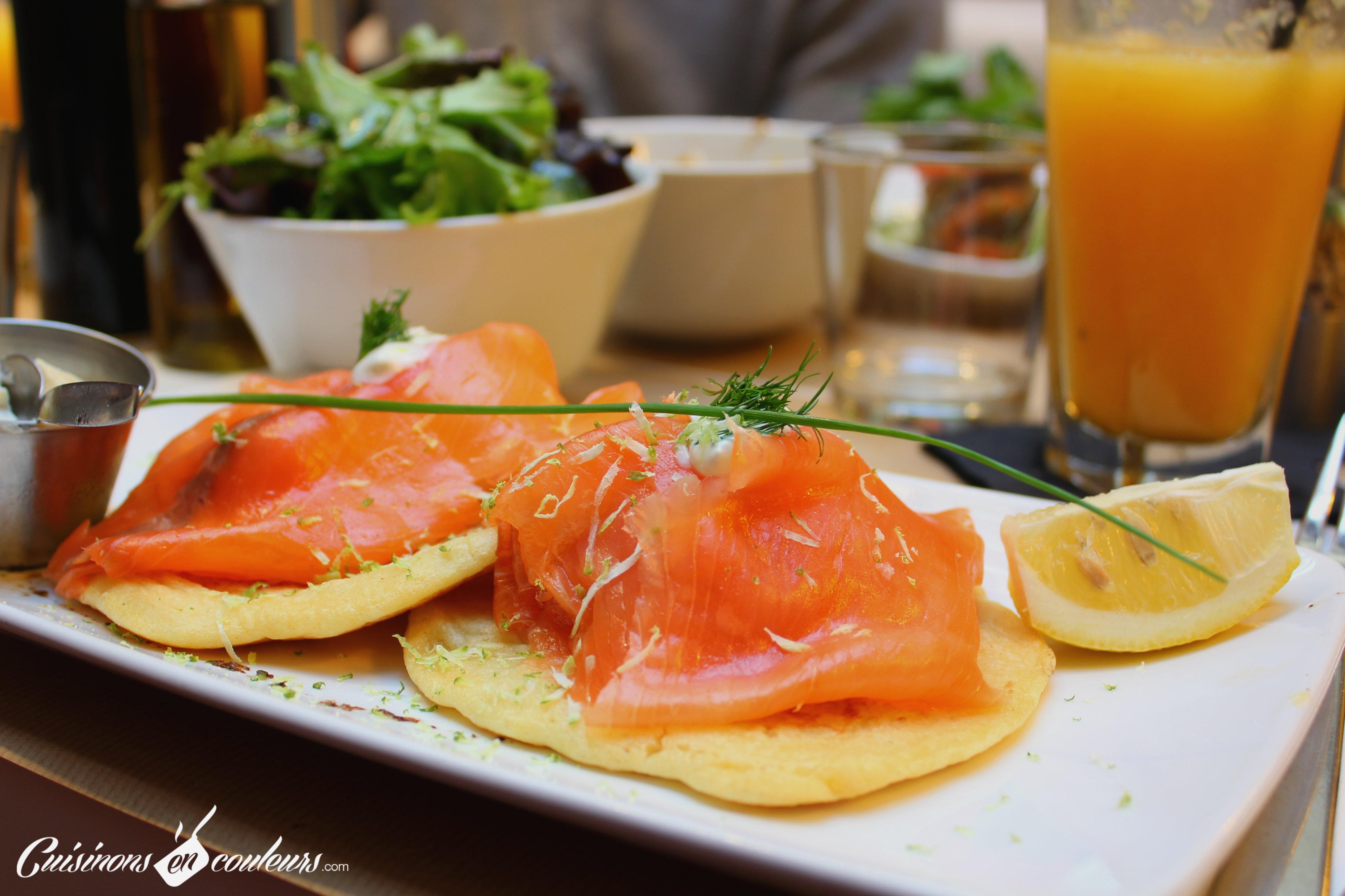 Restaurant Benedicte Paris