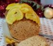 cake aux epices de noel