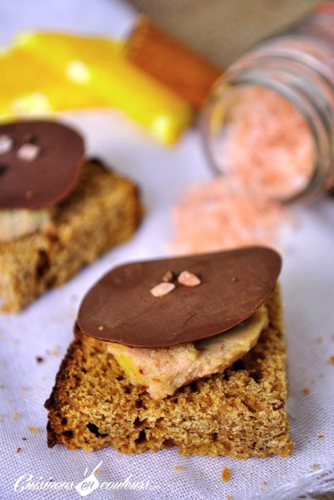 chocolat foie gras