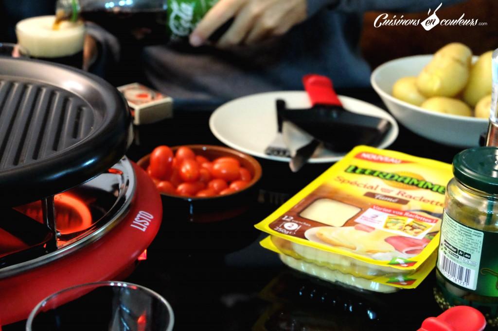 raclette leerdammer