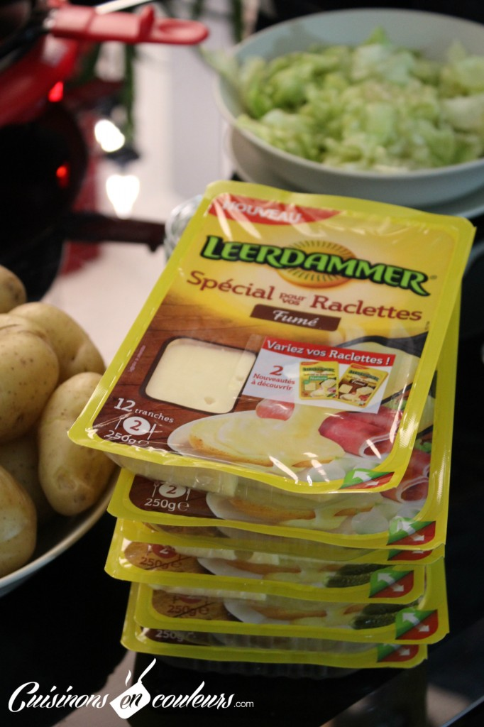 raclette party facile