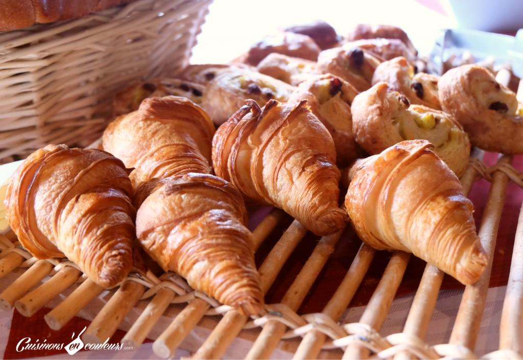 Croissants au Galion Paris 16ème
