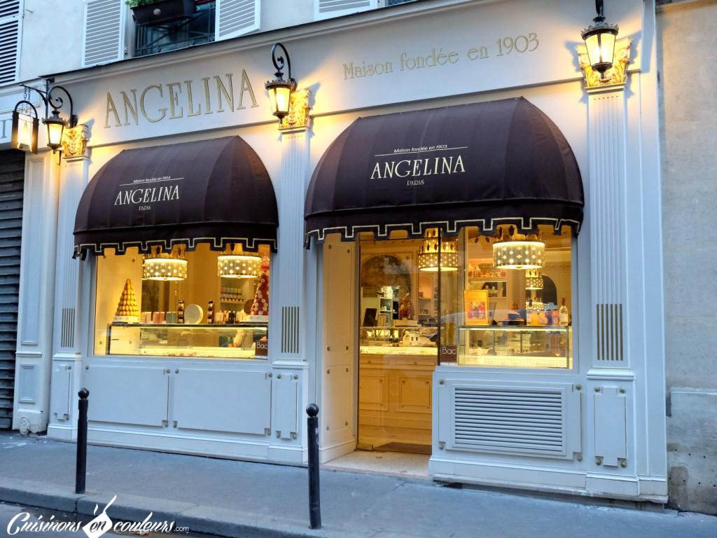 Angelina - Rue du Bac