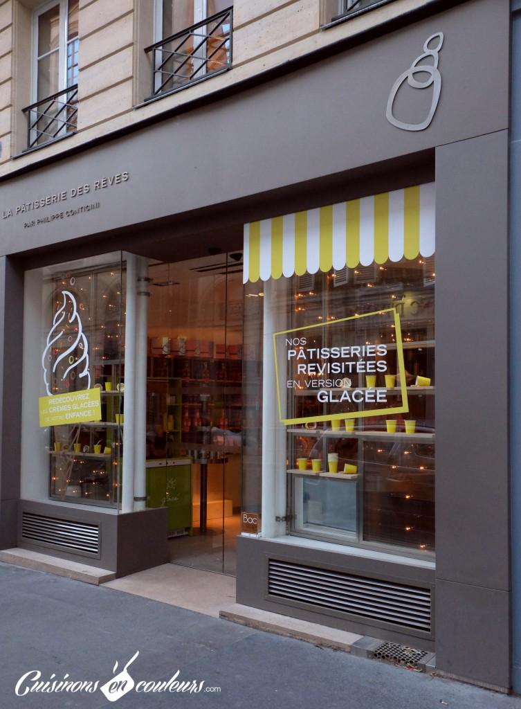 La Patisserie des Rêves- Rue du Bac