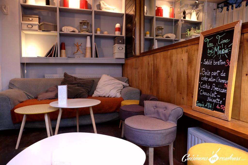 Le Comptoir des Arts - Restaurant Paris 5