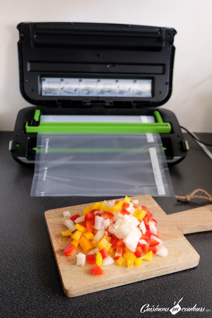 FoodSaver miracle anti gaspillage sac