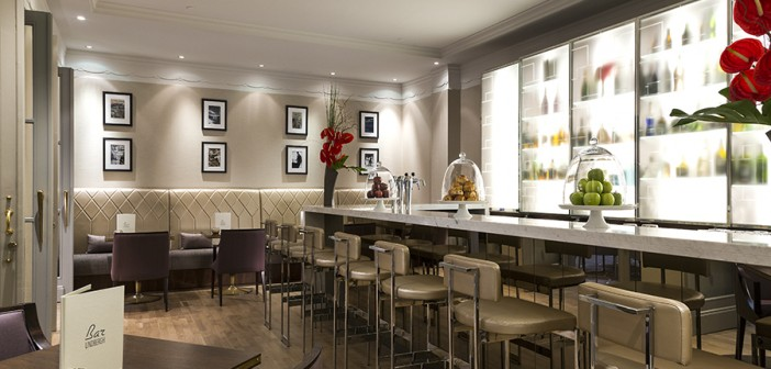 Tapas & cocktails au Lindbergh, le bar de l'Hôtel Paris Marriott Opera Ambassador et un apéro pour deux à gagner !
