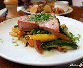 Le Bistrot Valois, une cuisine à la française