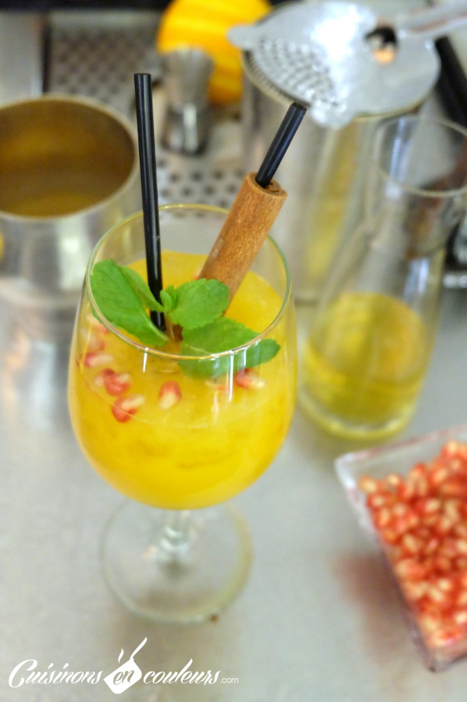cocktail haussmann
