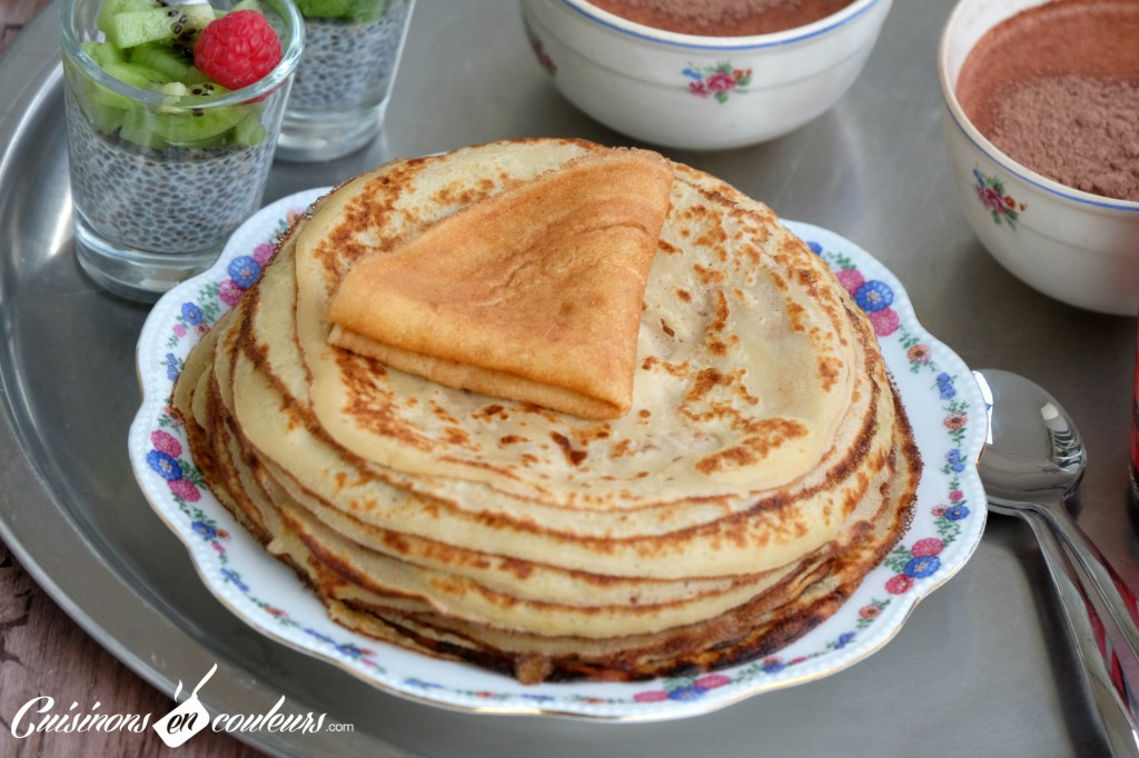 Crepes rapides