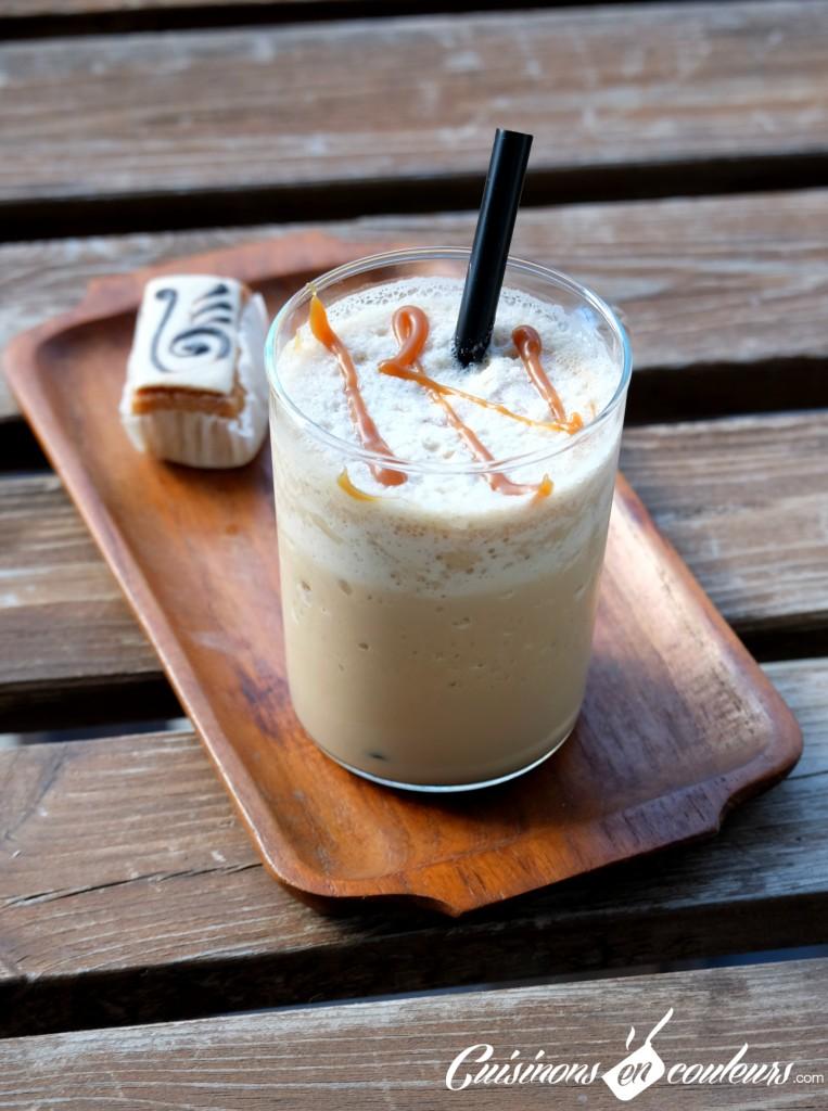 Cuisinons En Couleurs - Frappuccino