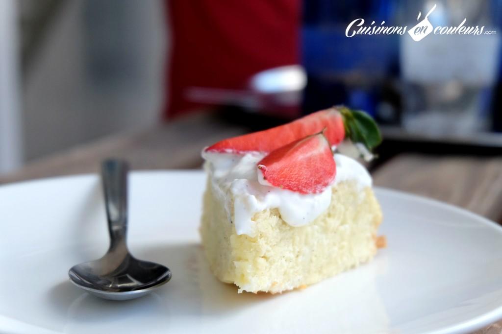 Cuisinons En Couleurs - Tres Leches Cake