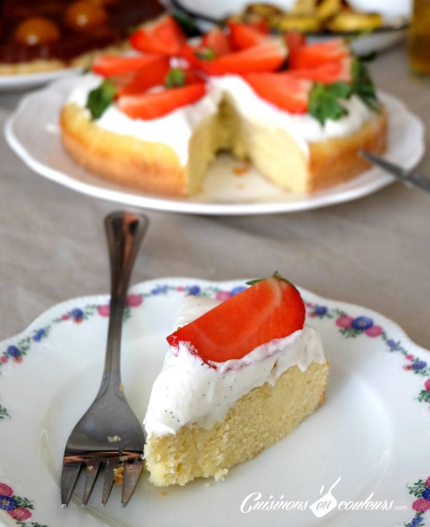 Tres Leches Cake - CEC