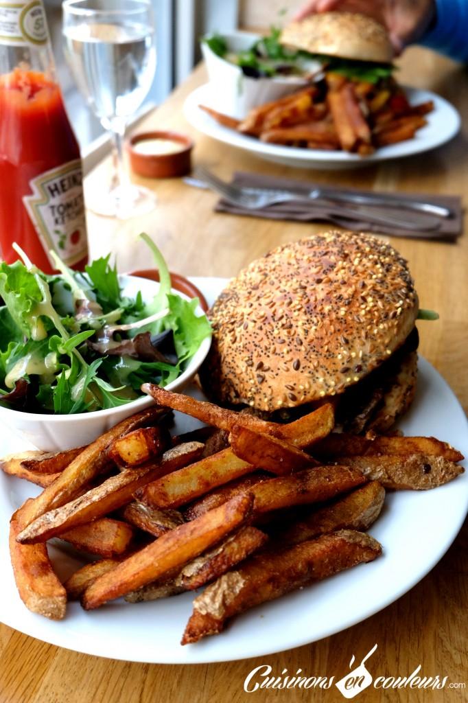 Burgers - La Caravane Passe