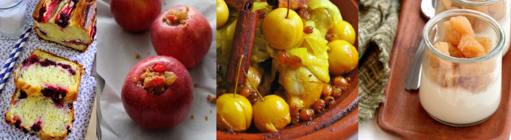 Cuisiner les pommes