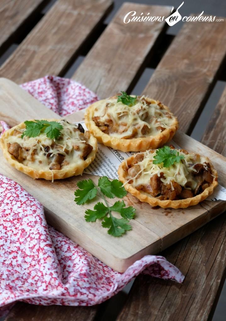 Tartelettes a la viande