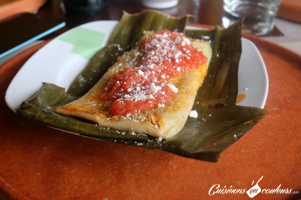 Tamales Mexican Food