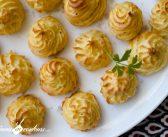 Pommes de terre duchesse