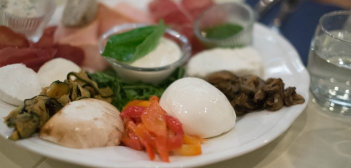 Mozzato, un restaurant autour de la mozzarella en plein de coeur de Paris