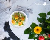 Salade de fenouil cru, avocat et orange