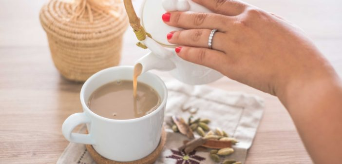 Karak Tea, LA boisson du Moyen Orient