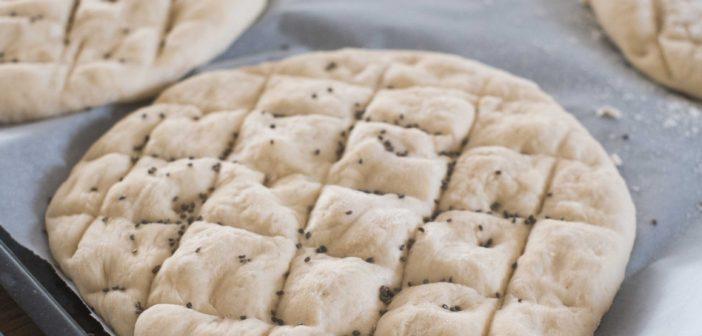 Lepinja, le pain typique des Balkans
