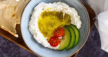 Labné, fromage libanais
