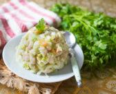 Salade de fenouil à la poire et aux raisins secs