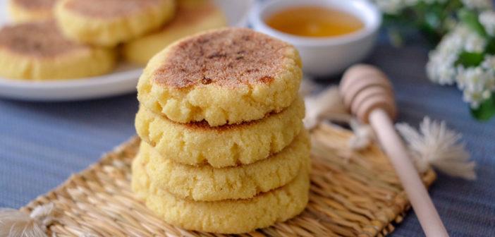 Harcha, LA recette simplifiée de la galette marocaine