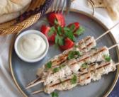 Chiche Taouk, les brochettes de poulet à la libanaise