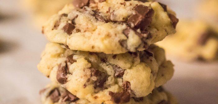 Cookies aux pépites de chocolat façon Levain Bakery