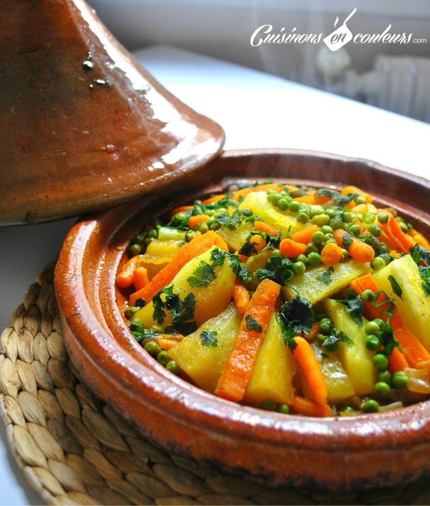 DSC_0196-1-871x1024 - Tajine de carottes, petits pois et pommes de terre