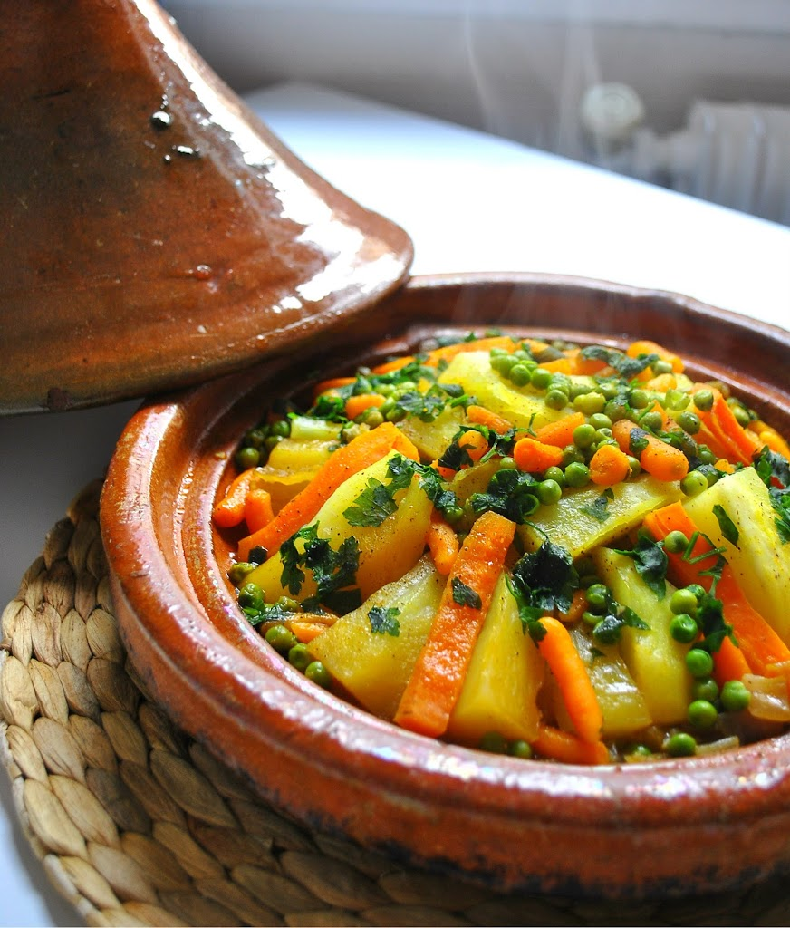 DSC_0196 - Cuisine marocaine : 16 tajines typiques de chez moi !