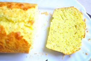 DSC_0790-300x200 - Cake au citron et aux graines de pavot