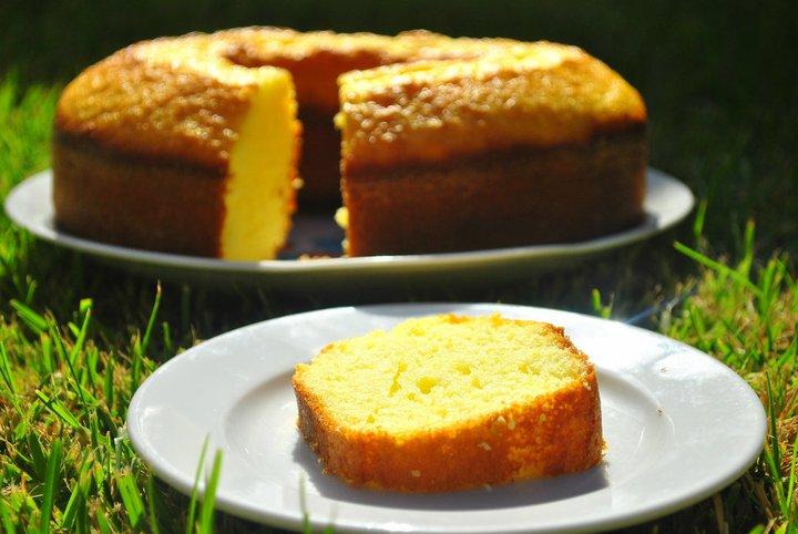 cake - Cake moelleux à l'Orange