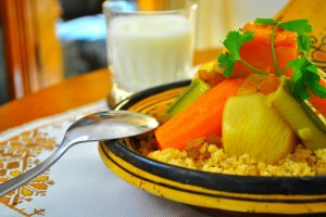 DSC_0207-300x200 - Couscous à la viande et aux légumes