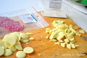 DSC_0181-300x200 - Cookies aux éclats de framboises et chocolat blanc (Recette de Laura Todd)