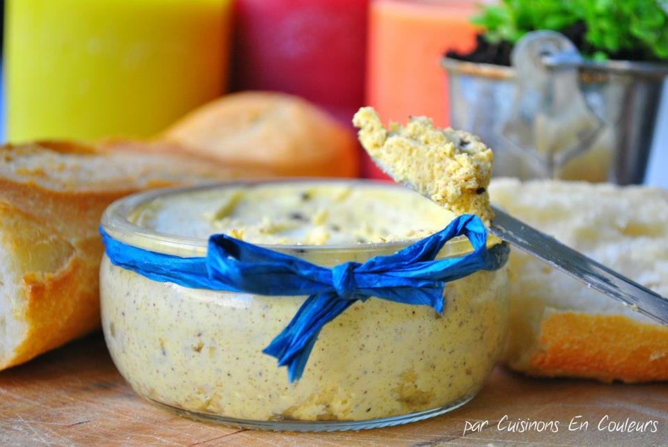 beurre-vanille - Beurre à la vanille naturelle
