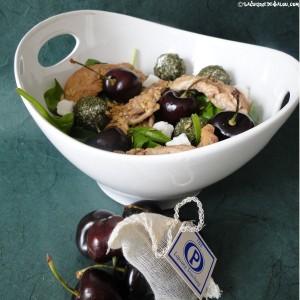 La-salade-de-pousse-d-C3-A9pinard-poulet-au-th-C3-A9-et-cerises-300x300 - Concours Cuisinons En Couleurs (fin)