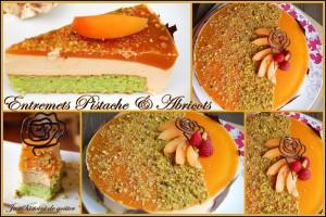 entremets-pistache-abricots-300x200 - Concours Cuisinons En Couleurs (fin)