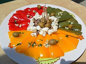 grainesdeble - Vos participations au concours Cuisinons En Couleurs