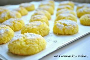ghriyba2-300x200 - Ghriyba : Macarons à la semoule et à la noix de coco