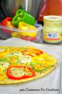pizza-aux-poivrons-200x300 - Pizza aux poivrons et mimolette Isigny Ste Mere
