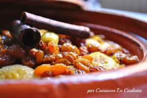 tajine-agneau1-300x200 - Tajine d'agneau aux raisins secs et oignons caramélisés