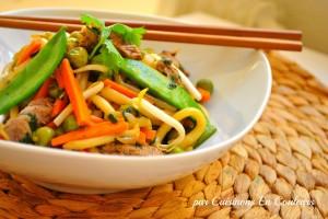 wok-l-C3-A9gumes-boeuf-300x200 - Wok de boeuf aux légumes