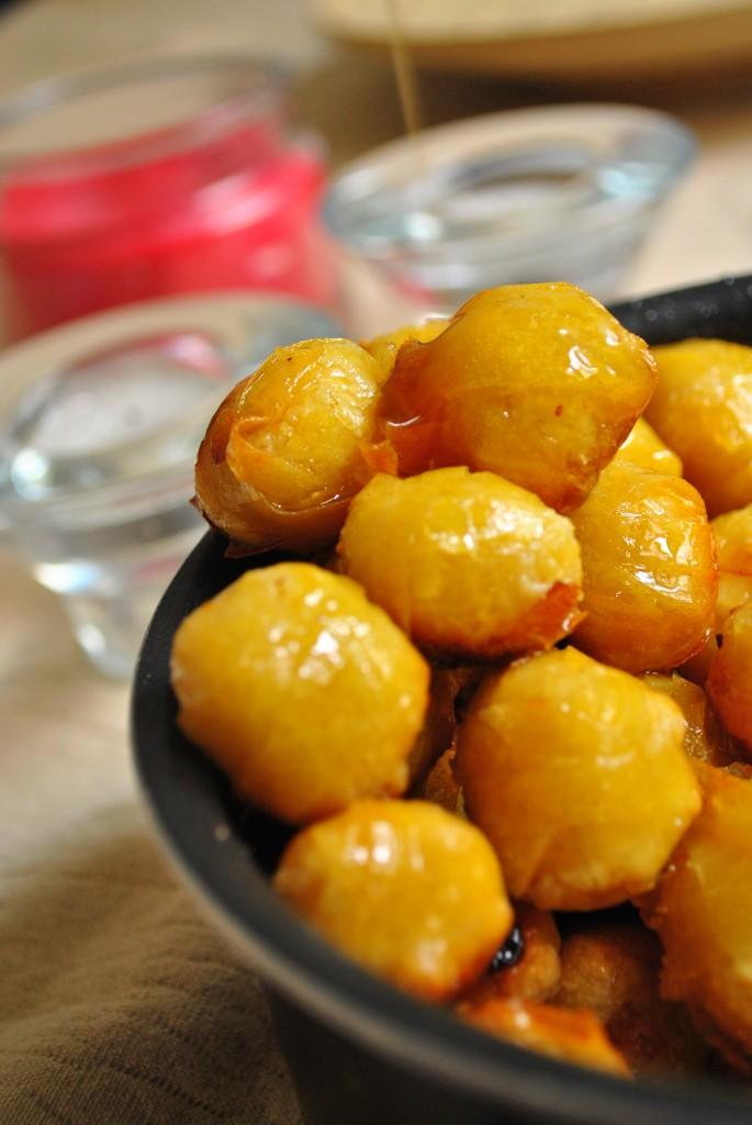 DSC_1011-1-685x1024 - Billes d'amandes à la fleur d'oranger... dégoulinantes de miel