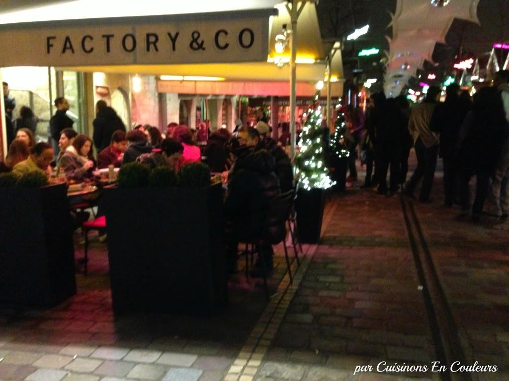 factory-co - Factory & Co : des Bagels et des Cheesecakes à tomber à Paris