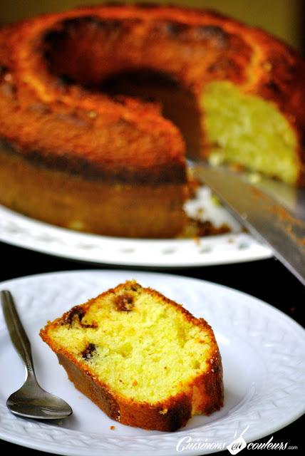 cake-1 - Gâteau au yaourt très simple à faire à quatre mains