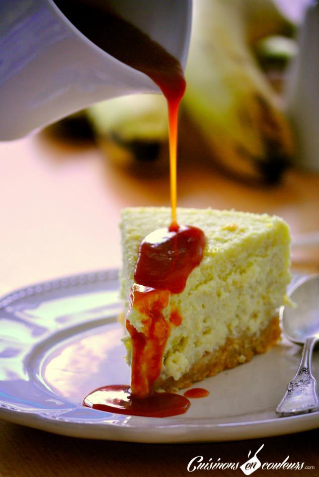 cheesecake-1 - Cheesecake à la banane